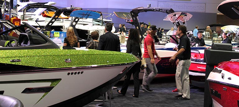 Atlanta Boat Show - Jan 16-19, 2020