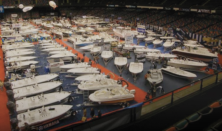 New Orleans Boat Show - Feb