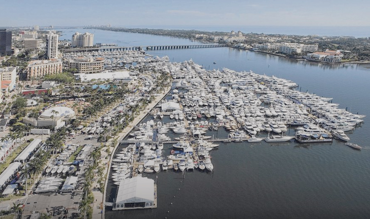 Palm Beach Boat Show -