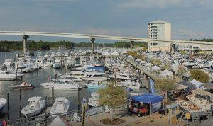 Wharf Boat Show - Mar 28-31, 2019