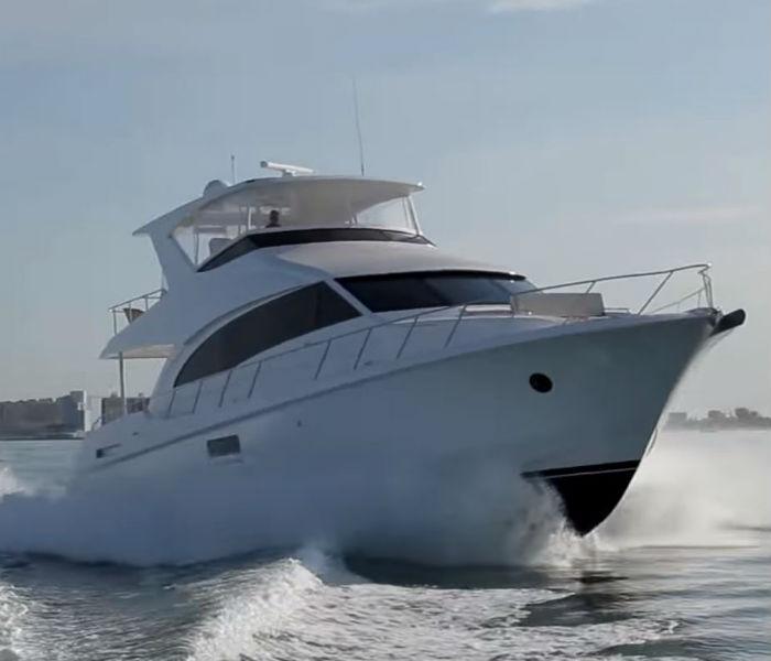 Hatteras 60 Motor Yacht (2016) Boat Test